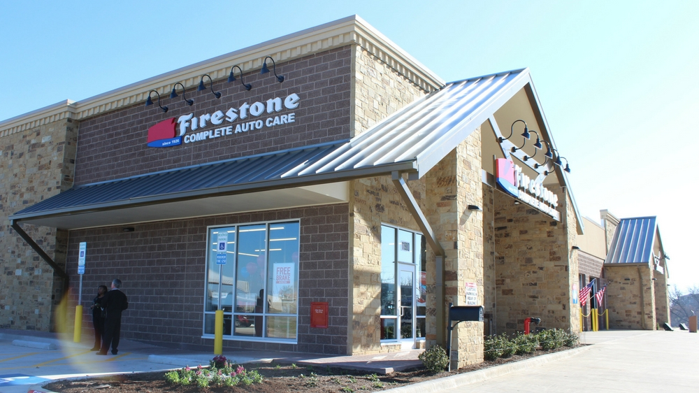 New Firestone Complete Auto Care in Cross Roads TX