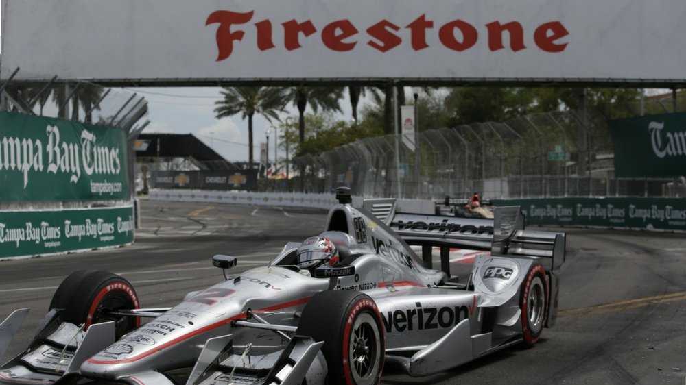 Firestone Brand Extends Title Sponsorship of Grand Prix of St. Petersburg