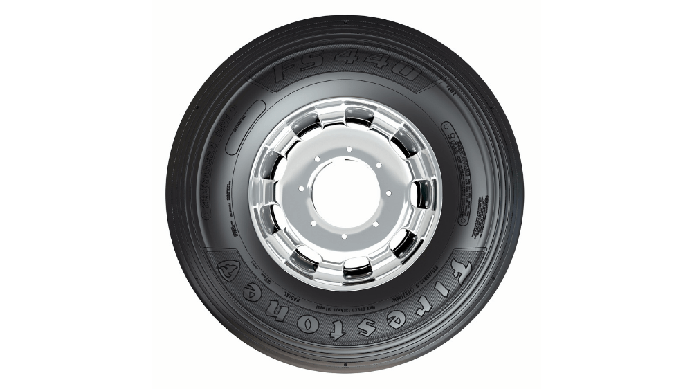 Firestone FS440 tire