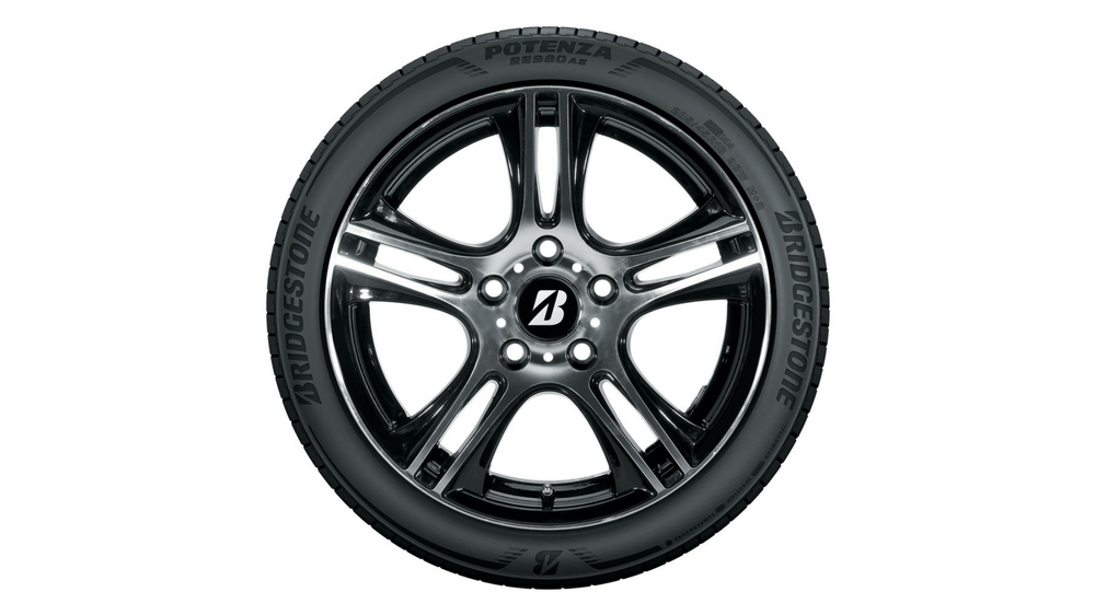 Bridgestone Potenza RE980AS Ultra High Performance All Season Tire