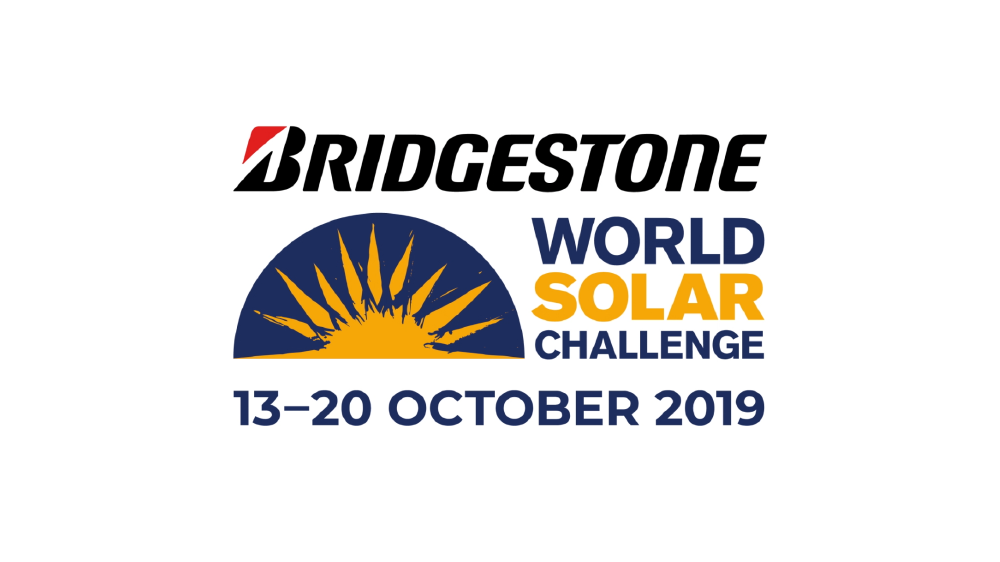 Bridgestone world solar challenge in Australia 2019