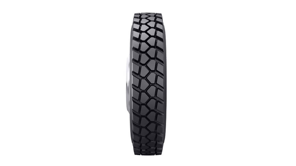 Bandag BLSS tire retread