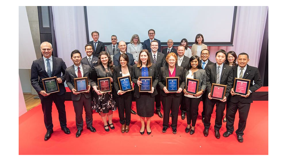 winners of the bridgestone global awards