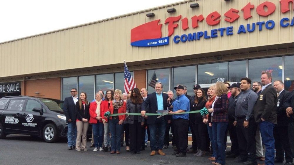 New Firestone Complete Auto Care in Springfield, Tennessee