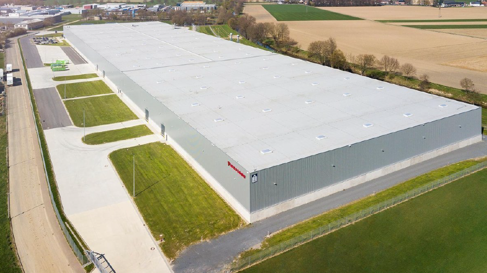 Firestone Building Products Heinsberg plant exterior