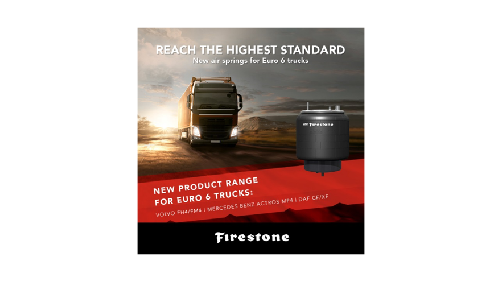 firestone industrial products new product announcement