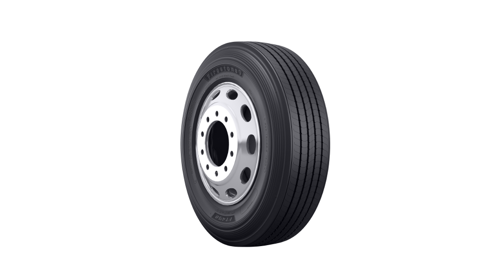 Firestone FT492 trailer tire