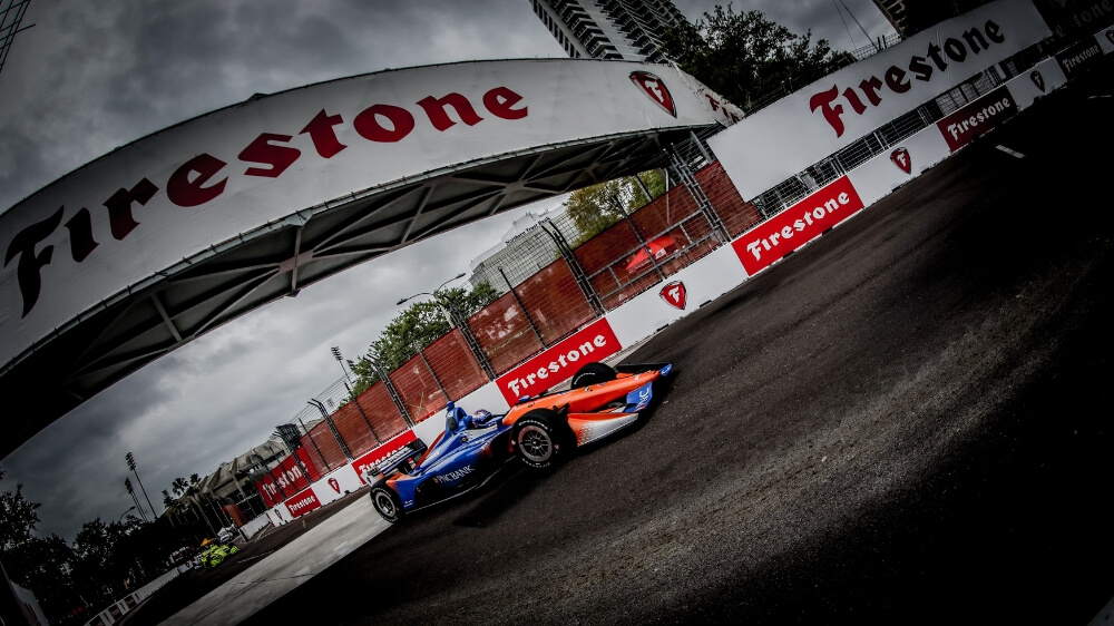 Firestone Extends Partnership with IndyCar
