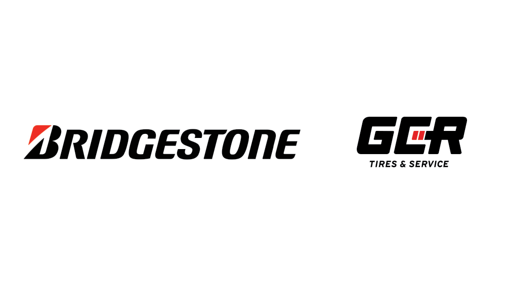 Bridgestone Americas and GCR logo