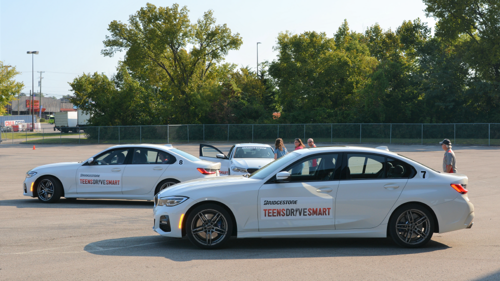 bridgestone americas event teens drive smart 2019