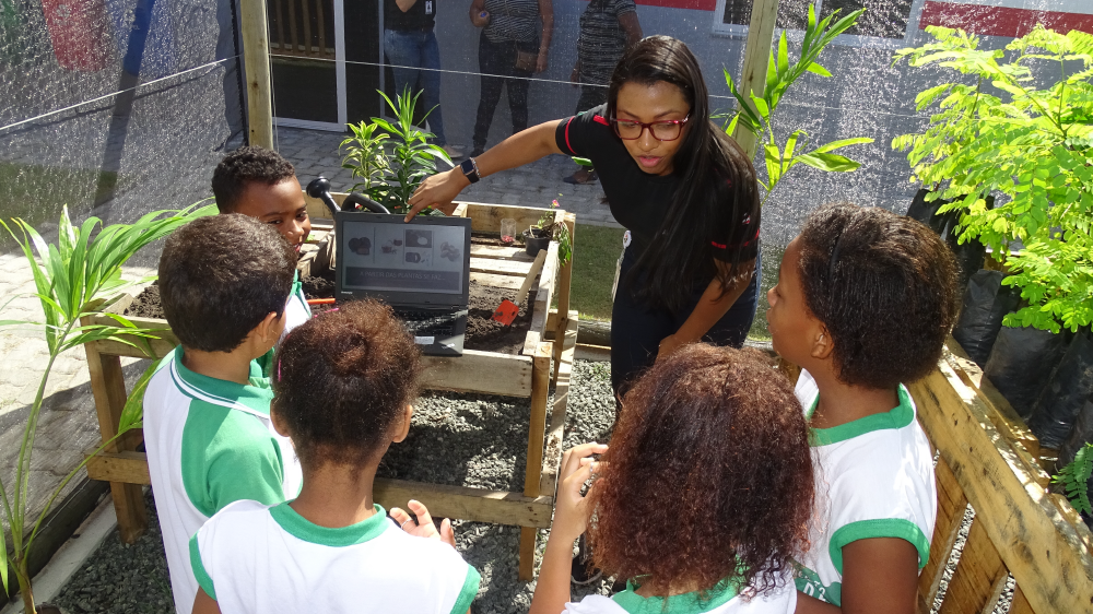 environmental education program in brazil