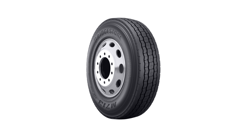 new Bridgestone M713 Ecopia tire