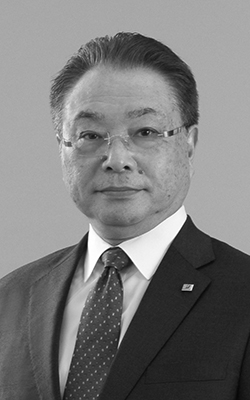 Masaaki Tsuya, CEO and Representative Executive Officer, Bridgestone Corporation