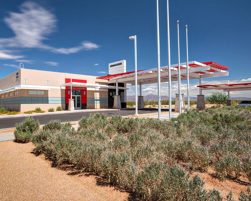 Bridgestone S Natural Resource Management