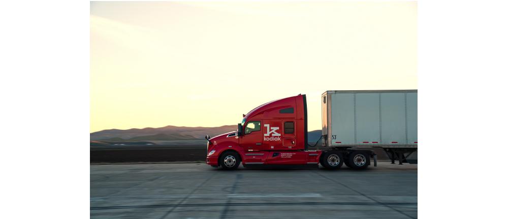 Kodiak Robotics Level 4 Autonomous Truck